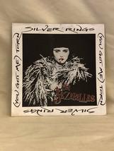 "Record 7"" Vinyl The Jezebelles – Silver Rings 2005  - $1.98"