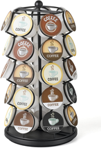K-Cup Carousel - Holds 35 K-Cups In Black - $19.13