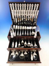 Georgian by Towle Sterling Silver Flatware Set for 12 Service 158 pcs Dinner - $18,995.00