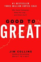 Good to Great: Why Some Companies Make the Leap and Others Don't [Hardco... - $11.87