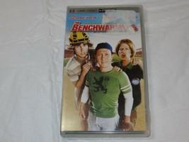 The Benchwarmers Umd-Movie 2006 sony Psp Rob Schneider David Bêche Jon Heder - $16.02