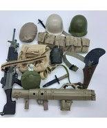 """GI Joe Military Lot of Accessories for 12"""" Action Figures - $94.04"""