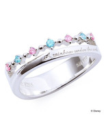 THE KISS Ariel Pinky ring 2, 3 For little finger Sterling Silver 925 Jap... - $237.00
