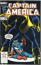 Captain America Comic Book #296 Marvel Comics 1984 FINE+ - $2.25