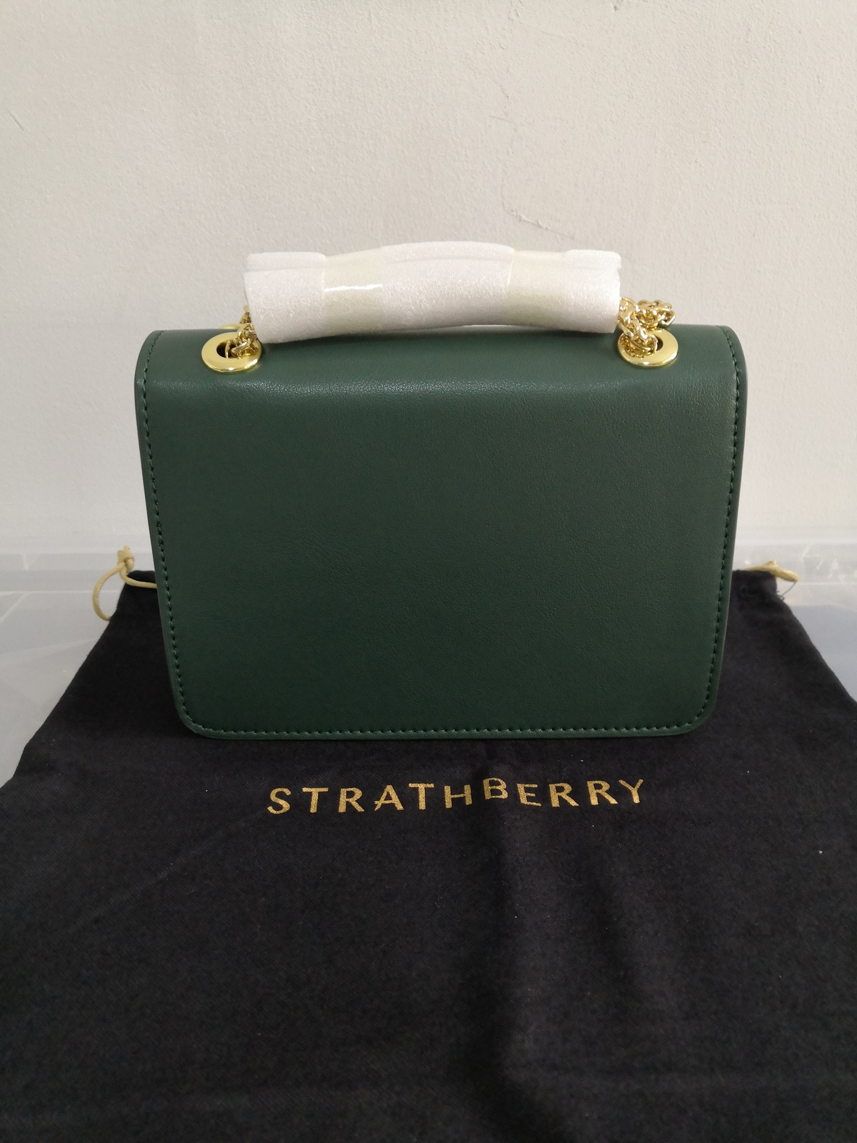 41196477272e Strathberry East west Mini Shoulder Bag and similar items