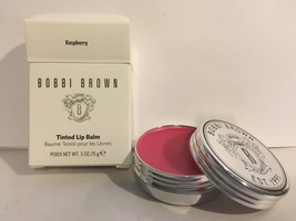 Bobbi Brown Tinted Lip Balm Raspberry .5 oz/ 15 g Full Size BNIB - $15.83
