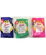 McDonald's 1996 Barbie Happy Meal Toys Complete Set of 3 New in Package - $12.86