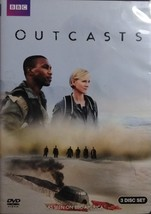 Liam Cunningham in Outcasts BBC 3-Disc Set DVD - $5.95