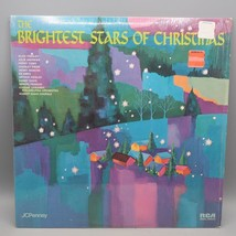 Vintage JC Penney The Brightest Stars Of Christmas Record Album Vinyl LP - $4.94