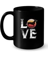 Love Dachshund Weiner Doxie Dog Ceramic Mug Mother Dad Gift - $13.99+