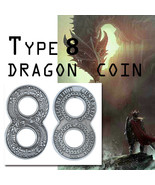 WR 2018 Australia Figure Eight Dragon Nickel Coin Collector Boys Christm... - $3.49