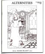 Alternities Fanzine Number Six 6 Special Roger Zelazny Thomas Tom Canty ... - $29.95