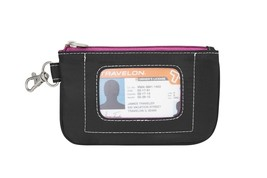 Travelon Safe Daisy Id Pouch Travel Wallet Navy 23136-500 - $12.99