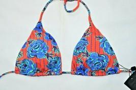 ViX Paula Hermanny Iva Bikini Triangle Swim Top Large L NEW Beach Swimwear - $27.88