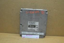 1998 Toyota Sienna Engine Control Unit ECU 8966108011 Module 19-7d8 - $14.99
