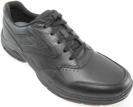 Rockport Prowalker Catalyst 3 Men's Black Leather Walking Sneaker Wide(W) V81060 - $122.13 CAD