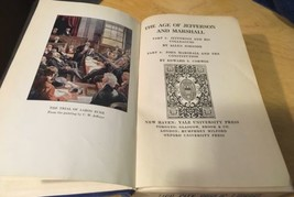 Age of Jefferson and Marshall Yale University Press 1921 image 2