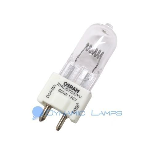 Impact FKW 300W 120V GY9.5 2-PIN PREFOCUS CLEAR T6 Halogen