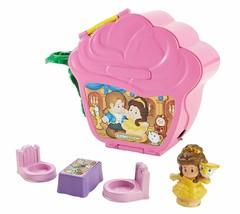 Fisher-Price Little People Disney Princess, Snow White's Fold 'n Go Apple - $29.02