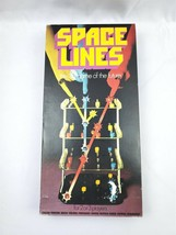 """""""Vintage/Collectable"""" - Invicta Games - SPACE LINES 3D Game - boxed - 1969 - $19.79"""