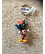 NWT/MICKEY MOUSE/BALLOONS/KEY RING/KEYCHAIN/KEY FOB - $10.00
