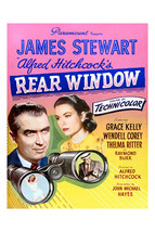 James Stewart and Grace Kelly and Raymond Burr in Rear Window 16x20 Canvas - $69.99