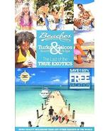 BEACHES TURKS & CAICOS RESORT VILLAGES & SPA 2014 BOOKLET /FAMILY AWARDS... - $9.90