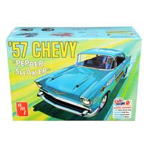 Skill 2 Model Kit 1957 Chevrolet Pepper Shaker 3 in 1 Kit 1/25 Scale Mod... - $44.23