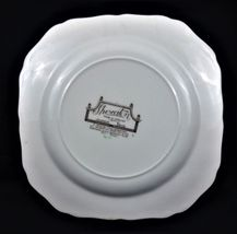 VTG COLLECTIBLE JOHNSON BROTHERS SHERATON SQUARE SALAD PLATE MADE IN ENGLAND image 3