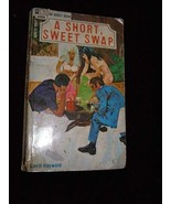 A Short Sweet Swap Paperback Book Pulp Fiction Gavin Hayward 1969 - $20.00