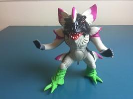 1993 Pirantishead Deluxe Evil Space Alien Mighty Morphin Power Rangers B... - $11.81