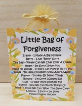 Little Bag of Forgiveness - A Unique Way To Apologise !! - $7.59