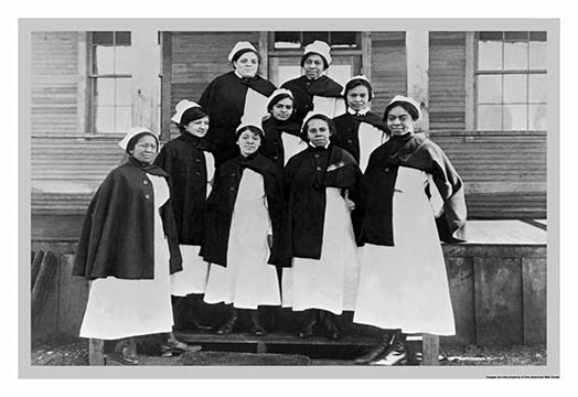 Primary image for Red Cross Nurses - Art Print