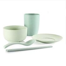 Kylin Express Creative Japanese Small Barley Rice Bowl, Household Wheat ... - $18.62