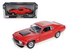 1970 Ford Mustang Boss 429 1:18 Diecast Car Model by Motormax - $58.46