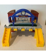 Fisher Price GeoTrax Grand Central Station Building Playset Replacement ... - $14.99