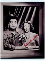 ~HONEYMOONERS~ GLEASON & MEADOWS Authentic Autographed Signed Photo w/CO... - $325.00