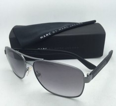 Marc By Jacobs Occhiali da Sole Mmj 431/S 67geu Ruthenium-Black Frame W/Grigio