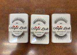 Angel Lash #42-3 pairs 100% Human Hair - $9.50