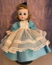 Madame Alexander Vintage 1961 Amy From Little Women 8 Inch Bend Knee - $100.00
