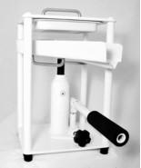 OPEN BOX Welles Juicing Press aka Peoples Press Manual Pulp Press White ... - $349.00