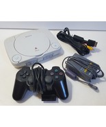 Sony PSONE Playstation 1 PS1 Model SCPH-101 Console Complete Tested Working - $34.60