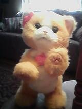FurReal Friends 2012 Hasbro Daisy Interactive Toy Kitty Cat Orange/White... - $17.82
