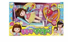 Mimiworld Toritori Tears Drop Girl Toy Doll Hospital Medical Clinic Doctor Injec