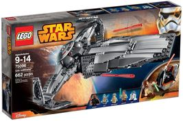 LEGO Star Wars Sith Infiltrator Set 75096 [New] Building Set - $118.98