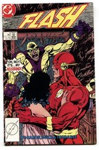 Flash #5-1987-First appearance of SPEED MCGEE  Comic Book - $27.74