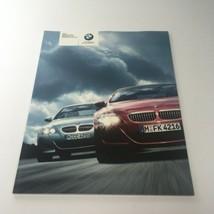 2008 BMW M5 Sedan M6 Coupe M6 Convertible Dealership Car Auto Brochure C... - $10.65