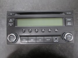 13 14 NISSAN SENTRA RADIO CD PLAYER #28185-3VY0A *See item description* - $25.25