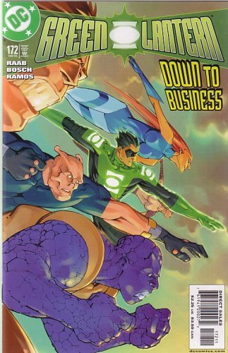 Green Lantern, #172 (Comic Book) [Paperback] [Jan 01, 2004] DC COMICS