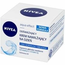 NIVEA Day Regeneration Face Cream: Normal/Combination skin -50ml-FREE SH... - $18.59 CAD